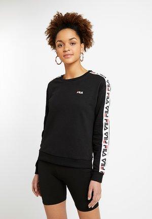 TIVKA CREW  - Sweatshirts - black