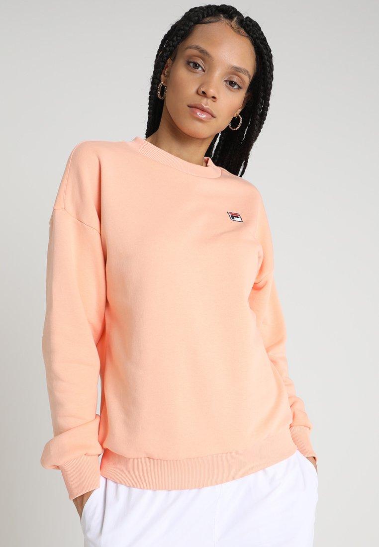 Fila - SUZANA CREW - Sweatshirt - salmon