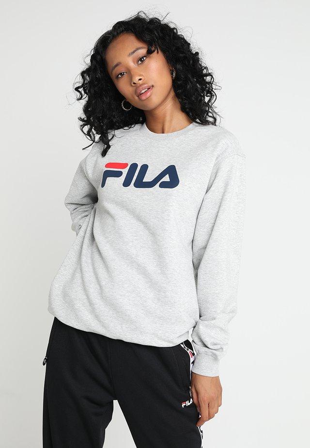 PURE CREW - Sweatshirt - light grey