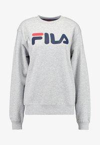 Fila - PURE CREW - Sweatshirt - light grey - 3