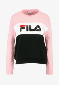 black quarz/pink/bright white