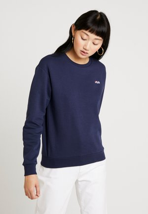 EFFIE CREW - Sweatshirt - black iris