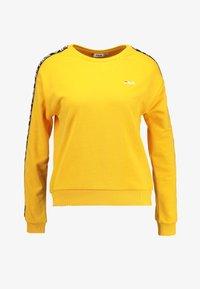Fila - TIVKA CREW  - Sweatshirts - citrus - 4