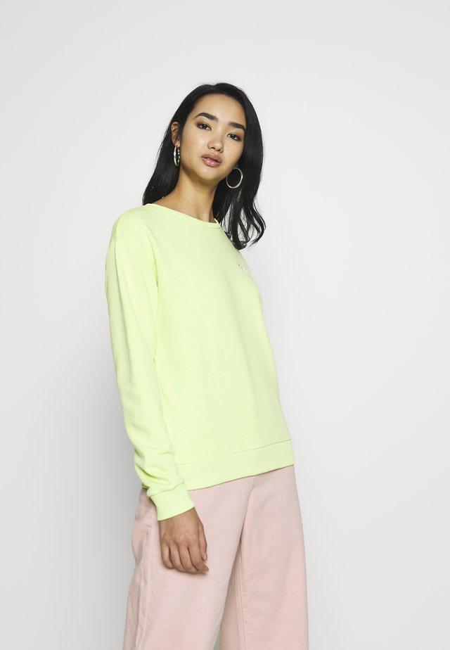 EFFIE - Sweatshirt - sharp green