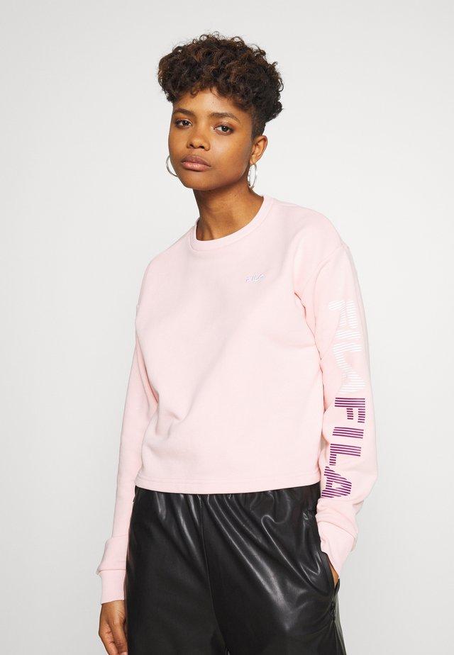 MAKIMI - Sweatshirt - english rose