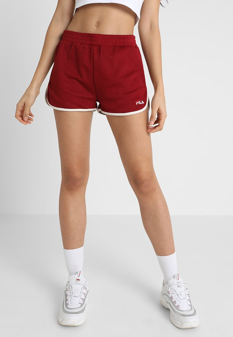 Fila - Shorts - rhubarb