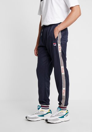 AVTANDIE TRACK PANTS - Pantalon de survêtement - black iris
