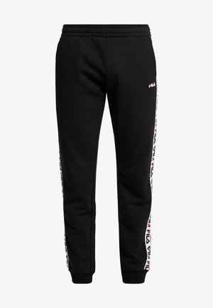 TADEO PANTS - Joggebukse - black