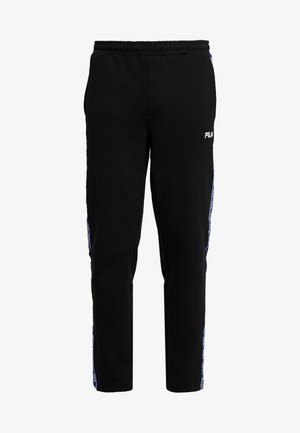 USMAN  - Pantalones deportivos - black