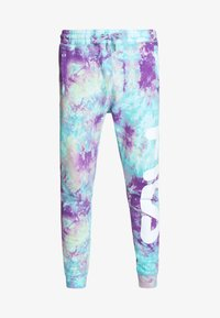 Fila - PURE AOP - Tracksuit bottoms - lilac batik allover - 4