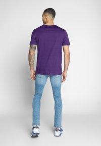 Fila - UNWIND - T-shirt basic - tillandsia purple - 2