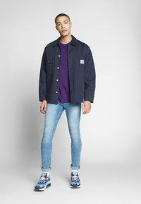 Fila - UNWIND - T-shirt basic - tillandsia purple - 1