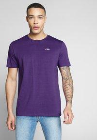 Fila - UNWIND - T-shirt basic - tillandsia purple - 0