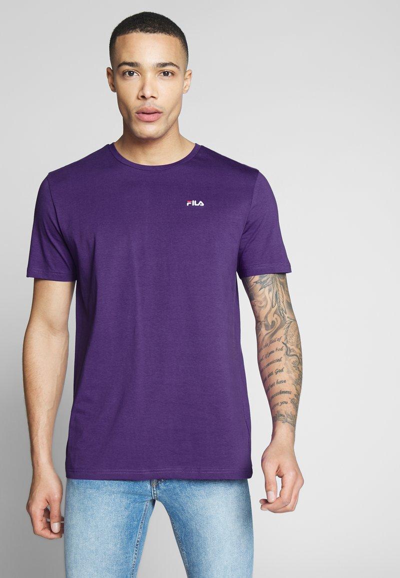 Fila - UNWIND - T-shirt basic - tillandsia purple