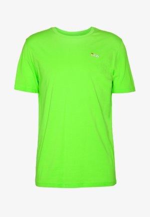 UNWIND - T-shirt basic - sharp green