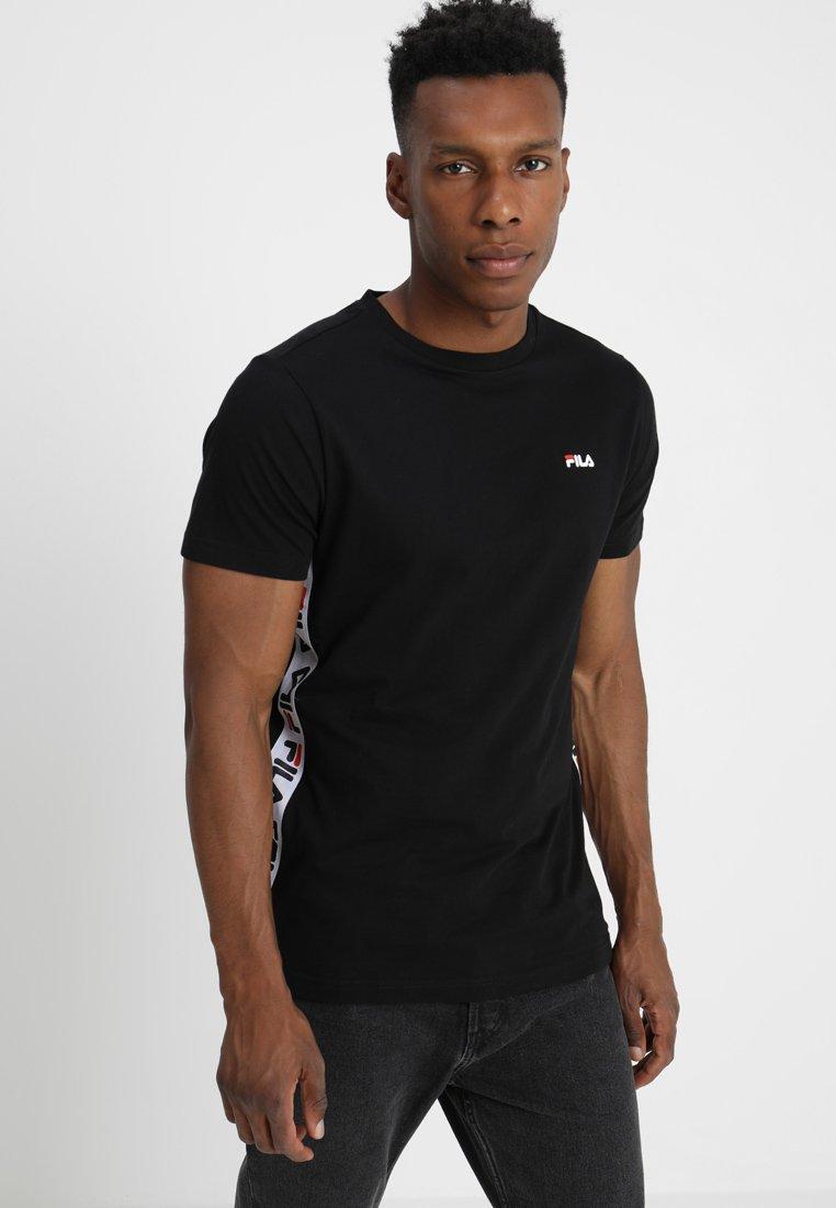 Fila - TALAN TEE - T-Shirt print - black