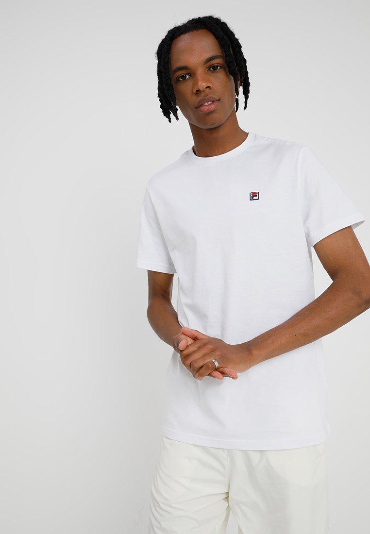 Fila - SEAMUS TEE - Basic T-shirt - bright white