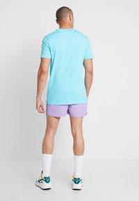 Fila - SEAMUS TEE - T-shirt med print - blue curacao - 2