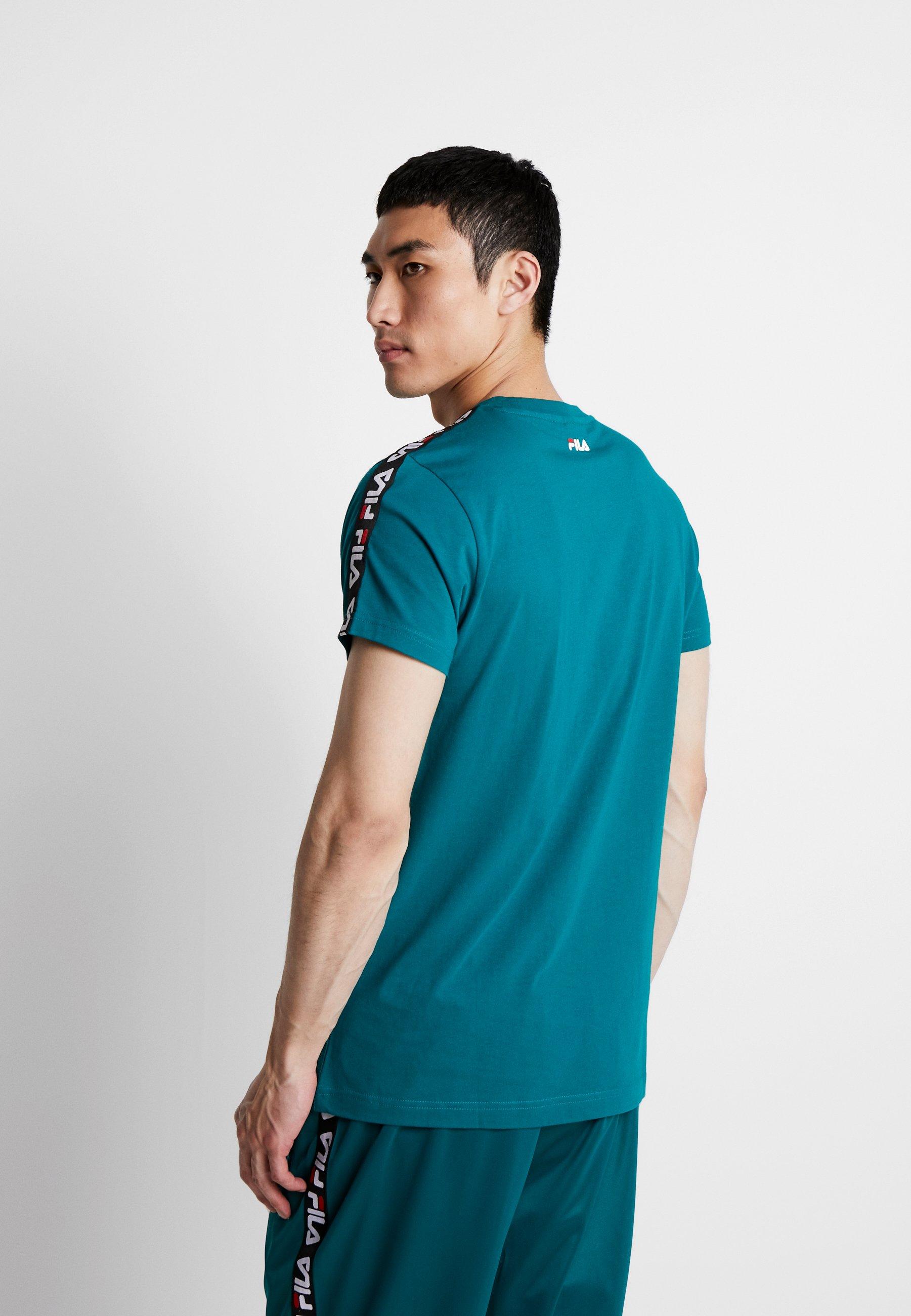 Imprimé Fila shirt TeeT Vainamo Everglade QhrCtdxs