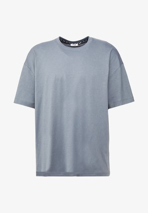 FILA FOR WEEKDAY KIAN - T-shirt basique - stormy weather