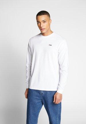 EITAN - Long sleeved top - bright white