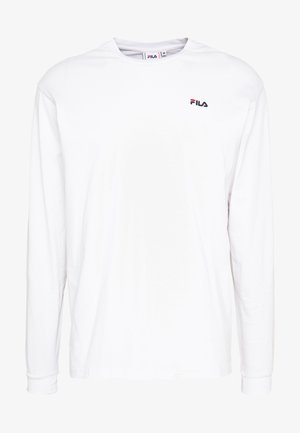 EITAN - Camiseta de manga larga - bright white