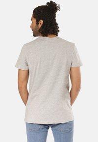 Fila - T-shirt imprimé - grey - 1
