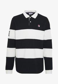 Fila - TALMAI - Polo - de blanc/black - 4