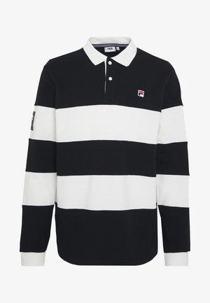 TALMAI - Koszulka polo - de blanc/black