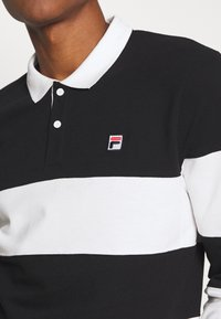 Fila - TALMAI - Polo - de blanc/black - 5