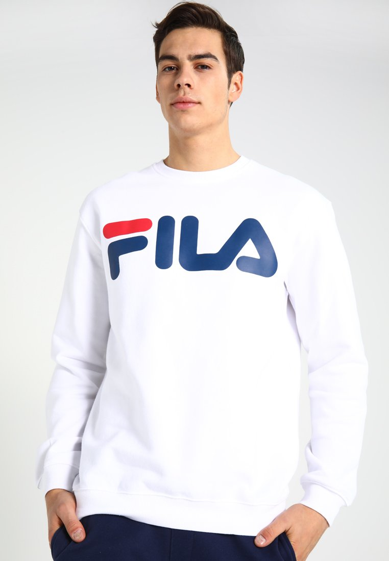 Fila - CLASSIC LOGO - Sweatshirt - bright white