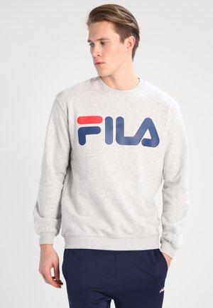 CLASSIC LOGO - Sweatshirt - light grey melange