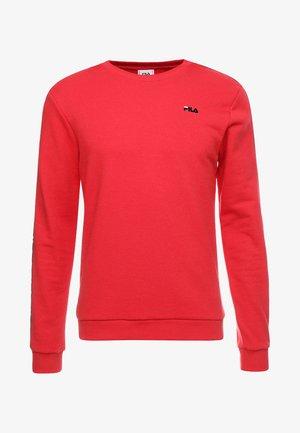 AREN CREW - Sweatshirt - true red