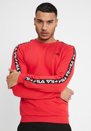 AREN CREW - Sweatshirt - true red
