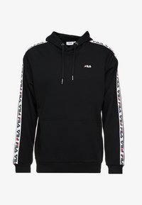 Fila - DAVID TAPE - Hoodie - black - 4