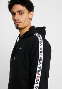 Fila - DAVID TAPE - Hoodie - black - 3