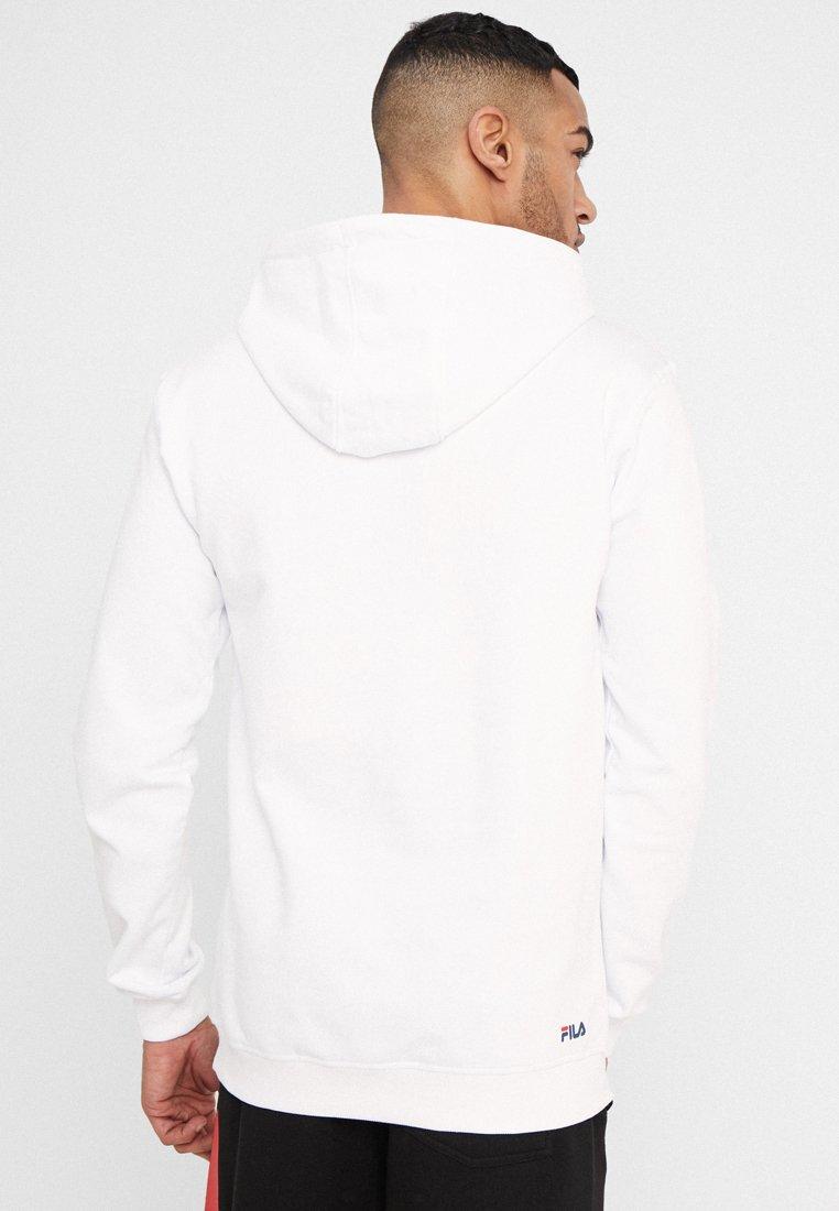 Fila Pure Hoody - Sweat À Capuche Bright White