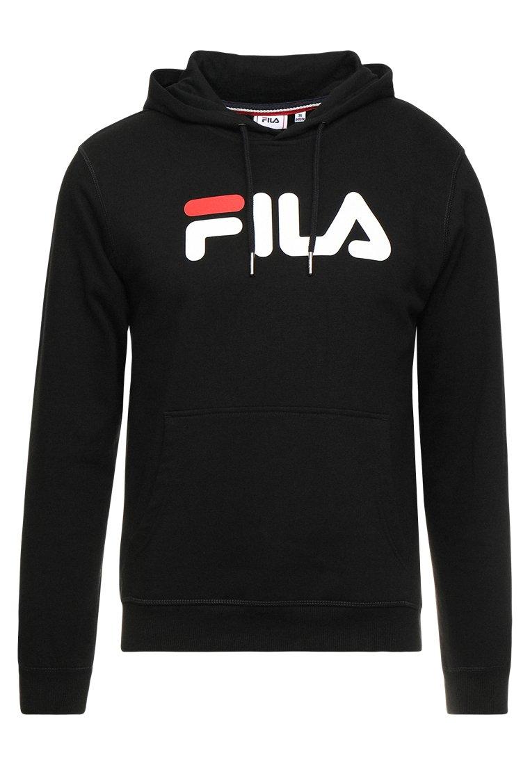 Fila PURE HOODY Sweat à capuche black ZALANDO.FR