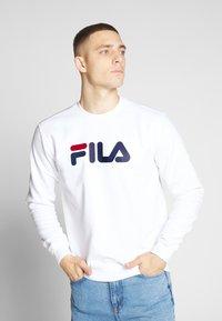 Fila - PURE - Collegepaita - bright white - 0