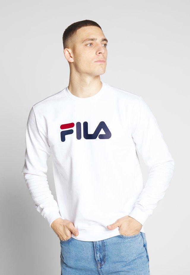PURE - Sweatshirt - bright white