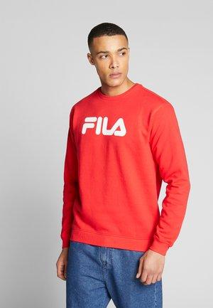 PURE - Felpa - true red