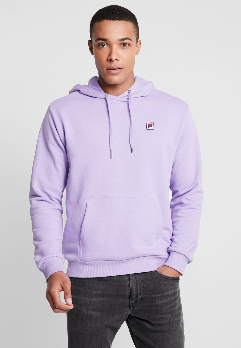 Fila - HOODIE - Jersey con capucha - violet tulip