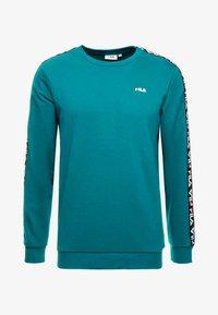 Fila - AREN CREW SHIRT - Sweatshirt - everglade - 3