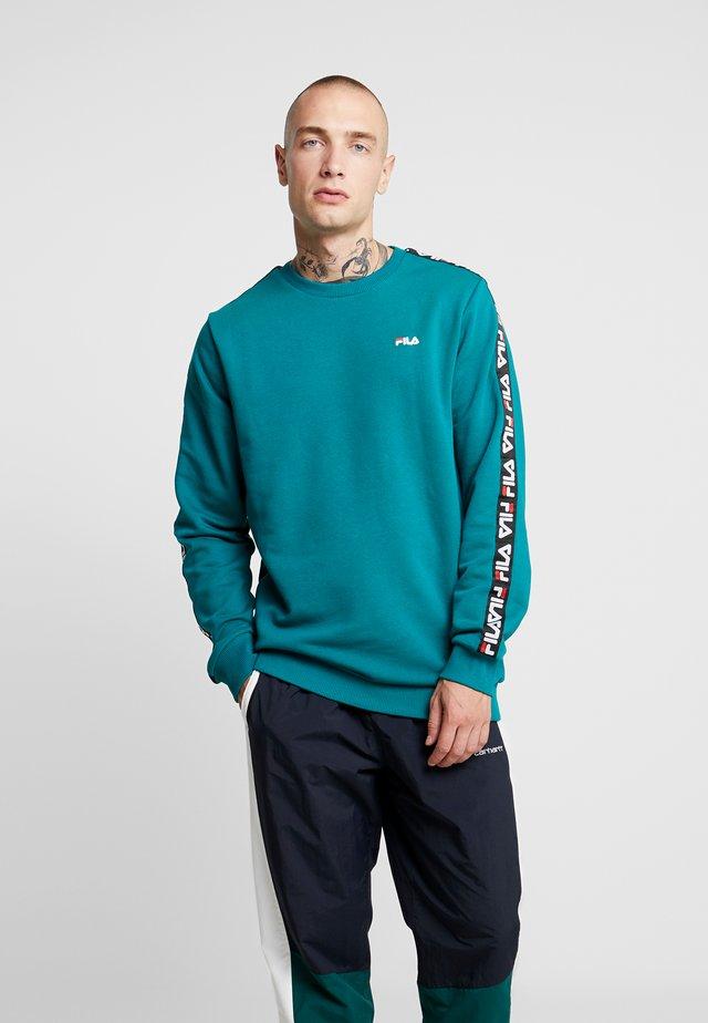 AREN CREW SHIRT - Sweatshirt - everglade