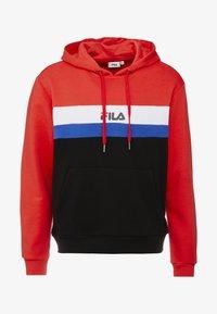 true red/black/bright white/mazarine blue