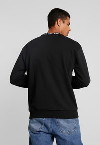 Fila - TOSHIRO CREW  - Sweatshirt - black - 2