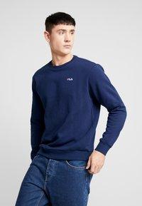 Fila - EFIM CREW  - Sweatshirt - black iris - 0