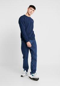 Fila - EFIM CREW  - Sweatshirt - black iris - 1