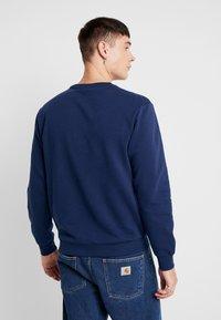 Fila - EFIM CREW  - Sweatshirt - black iris - 2