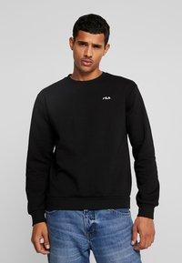 Fila - EFIM CREW  - Sweater -  black - 0